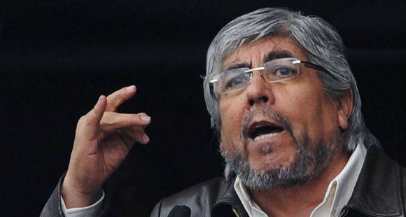 Moyano: La relación con la presidenta no está rota, está suspendida por su decisión