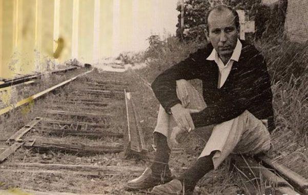 Haroldo Conti. Fue uno de los cientos de intelectuales desaparecidos junto a Oesterheld