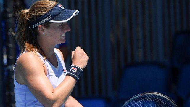 Podoroska cumple años: de la campera de Venus Williams a los festejos en Australia
