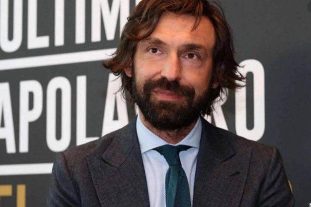 Andrea Pirlo se venía desempeñando como entrenador de la Sub 23 de la Juventus.