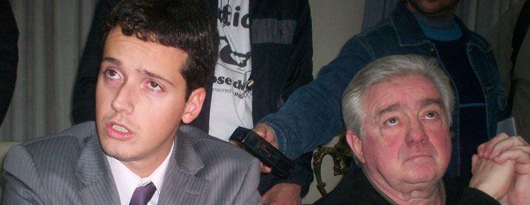 Manuel Usandizaga estuvo con la jueza Mónica Lamperti debido a la causa abierta por administración fraudulenta de los fondos del club.