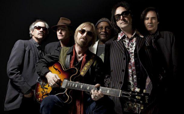 Leyenda americana. Tom Petty (centro) y los Heartbreakers vendieron más de ochenta millones de discos.