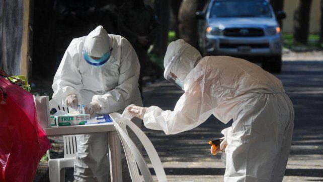En Rosario ya hacen seguimiento de pacientes que tuvieron coronavirus y les detectan secuelas