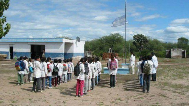 Las escuelas rurales del centro norte santafesino vuelven a las clases presenciales.