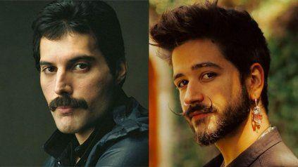 Compararon a Freddie Mercury con Camilo y Twitter se revolucionó