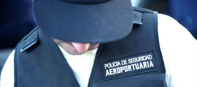 La policía aeroportuaria investiga el hecho