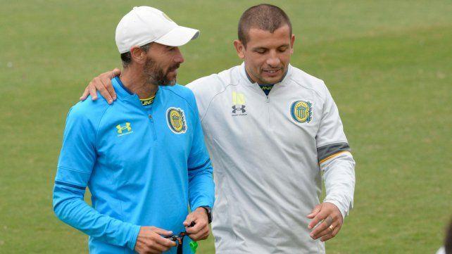 DT y capitán: el Kily y Vecchio.
