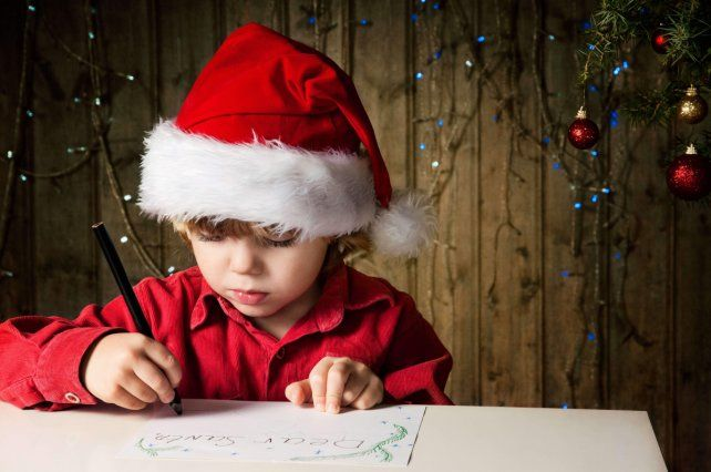 Tu vida está vacía, el sentido mensaje de un niño a Papá Noel