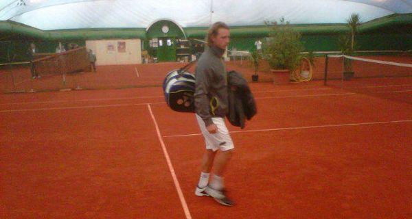 Tenis: la Legión Argentina realizó su primer entrenamiento en Alemania, su rival de la Davis