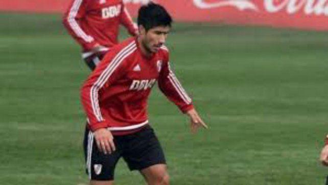 ¿Ahora sí? Luciano Lollo podría debutar en River después de seis meses.