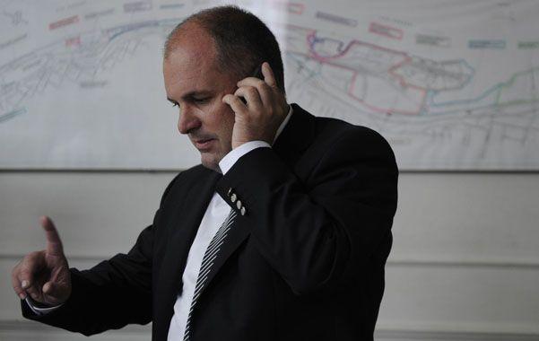 En línea. Jorge Henn reivindicó el hecho de que un sector de la UCR compita en una interna con la lista de Binner.