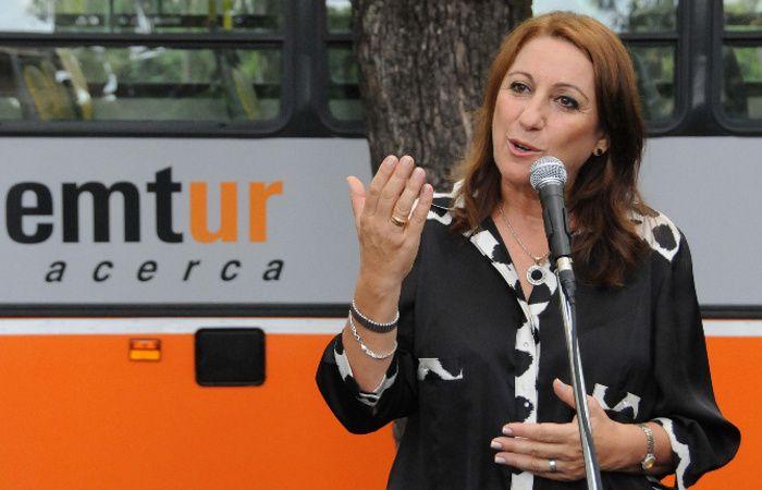 La intendenta Mónica Fein apuesta por la financiación.