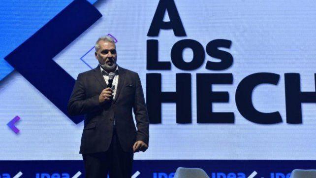 Enrique Humanes, director de Idea, presidente de Idea Rosario.