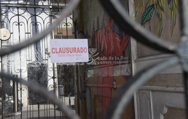 El bar de Mendoza al 800 fue clausurado y se investigan las causas que desataron la tragedia. bajo la lupa. (Sebastián Suárez Meccia / La Capital)
