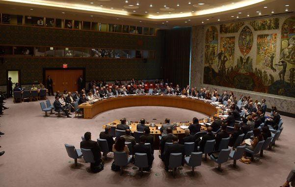 Vigilados. El Consejo de Seguridad de la ONU en Nueva York.