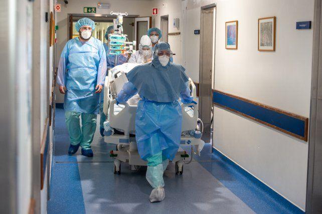 Rosario registró 16 muertes por coronavirus en los dos primeros dos días de la semana