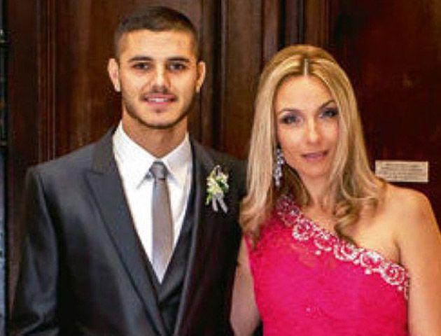 En las redes sociales proponen que la madre de Icardi tenga una relación con Maxi López.