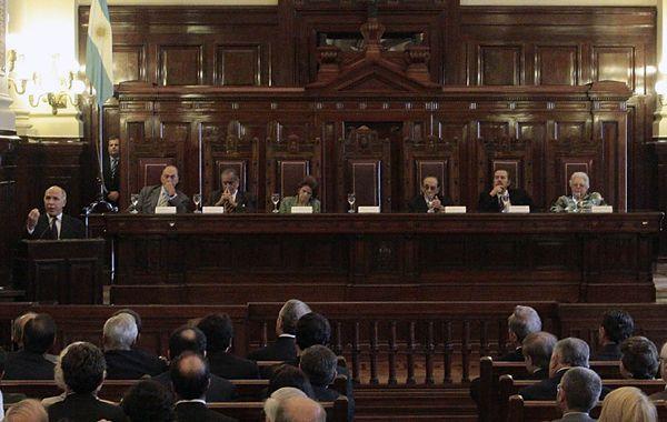 La Corte Suprema ratificó el fallo de sala II de la Cámara Federal de la Seguridad Social