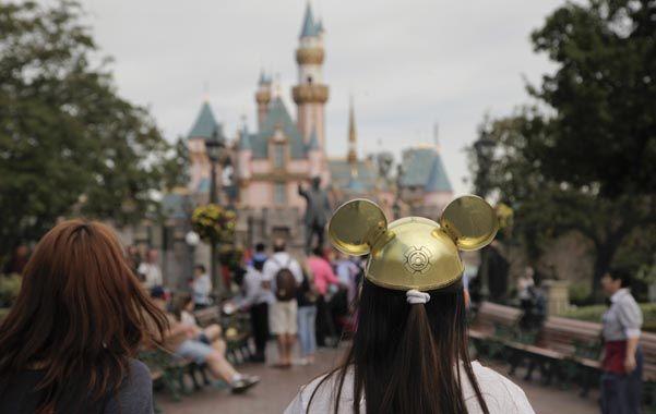 Uno de los parques de Disney.