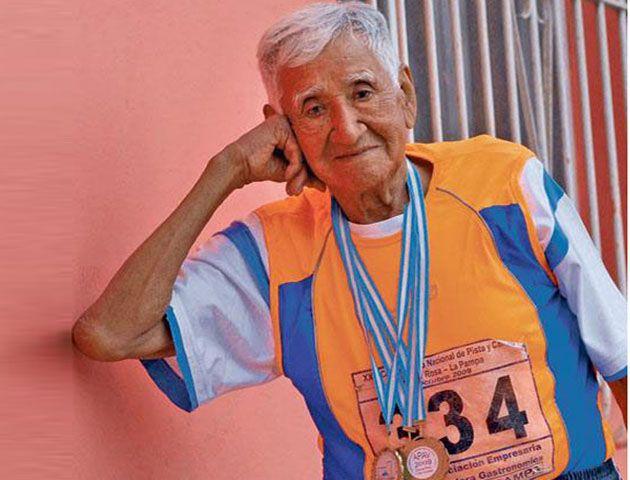 Lorenzo Escobar vive en Tucumán. Tiene 13 hijos