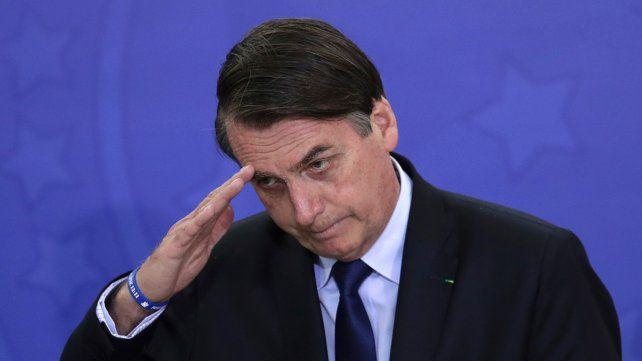 Bolsonaro promete hacer a Moro juez supremo
