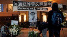 VÍCTIMA. Li Wenliang, el médico que fue silenciado y murió por coronavirus.