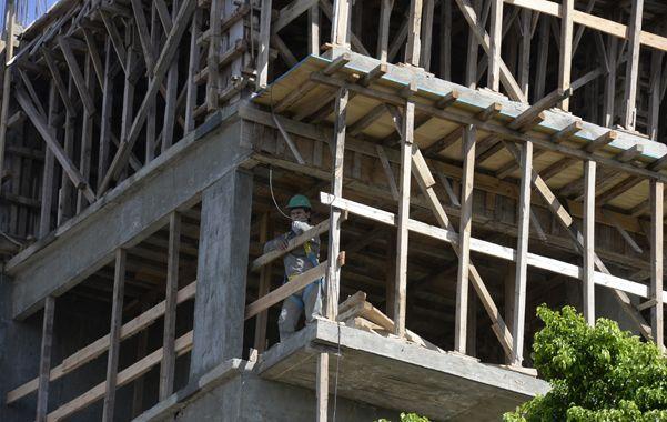 seguridad. Los accidentes en obras de la construcción disminuyeron durante el 2014 respecto al año anterior.