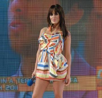 Silvina Luna seguiría como conductora en Telefe