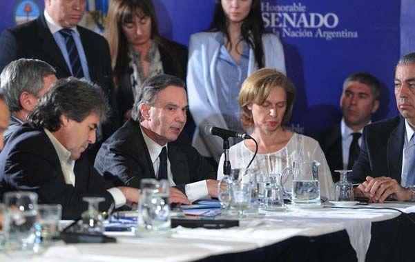 Representantes de cámaras patronales se manifestaron en contra y a favor de las nuevas tres leyes que promueve la Casa Rosada.