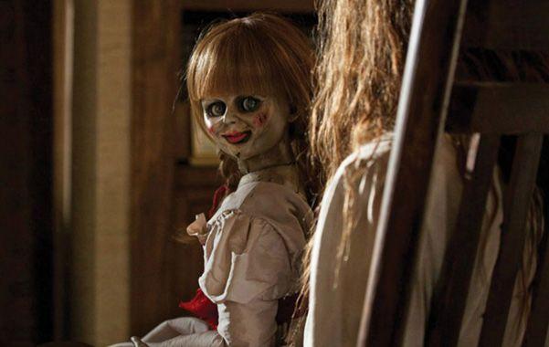 """""""Annabelle"""" llega a la pantalla grande hoy para aterrar a los espectadores rosarinos."""