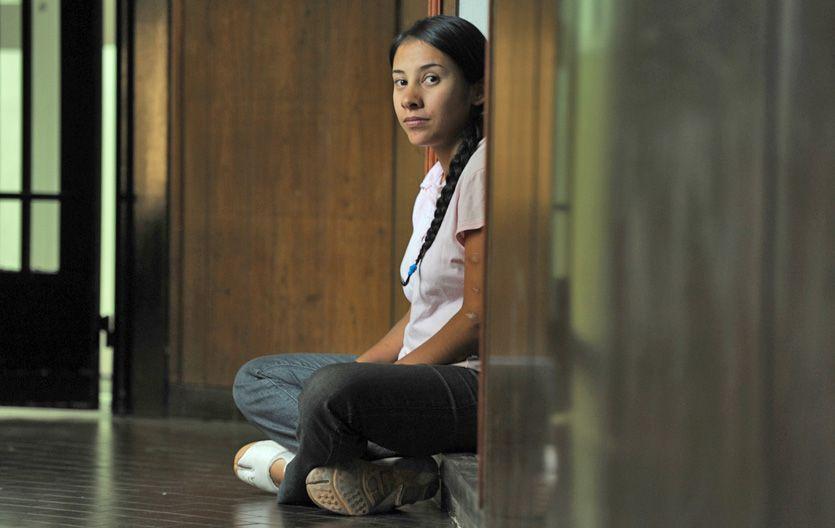 Sobreviviente. Silvana Giménez le escapó a la muerte pero las heridas de las 17 puñaladas le dejaron secuelas.