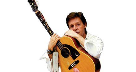 Paul McCartney vuelve a las bateas con la calidez de melodías jazzeras