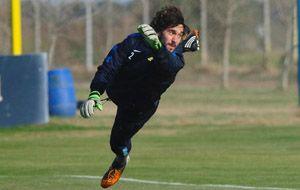 El melli García debutará en el torneo reemplazando a Mauricio Caranta.