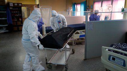 Rosario suma 149 muertes por coronavirus en los primeros 5 días de la semana