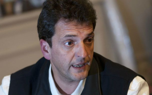 Discusión. El líder del Frente Renovador cruzó críticas con Zaffaroni.