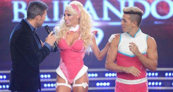 Vicky Xipolitakis, su novio Peluche y la charla insólita con Tinelli