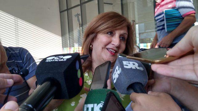 Cantero: No va a haber diálogo mientras haya medidas de fuerza de los docentes