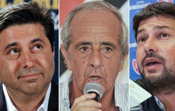 La propuesta de las autoridades de los clubes presentes sería la de arrancar el torneo de primera división en 2015 con dos zonas de 15 equipos cada una.