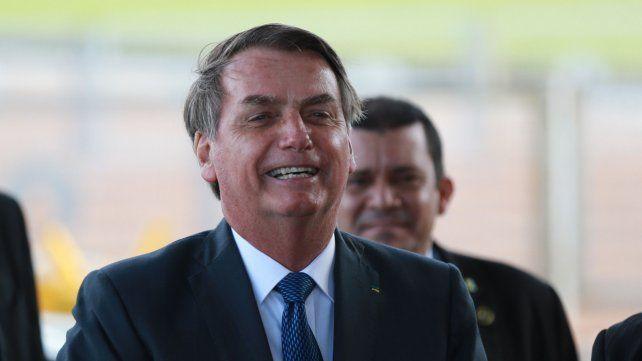 Bolsonaro repunta en popularidad y lo apoya el 47,8 por ciento de encuestados