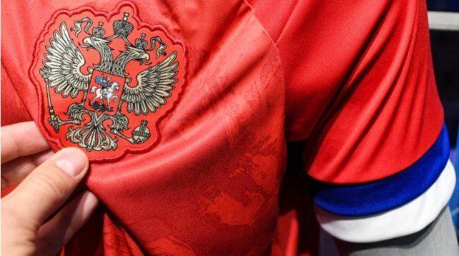 Un error en la camiseta de Rusia costará millones de dólares