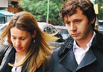 Pampita y Vicuña, shockeados pero a cargo de Silvestre