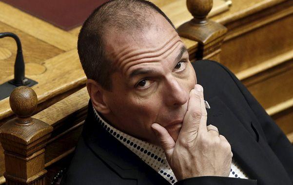 Crecen en Grecia las versiones sobre la renuncia del ministro de Finanzas