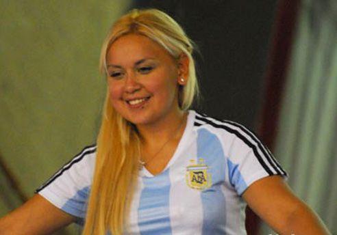 Claudia vs. Verónica: el otro Mundial de Diego