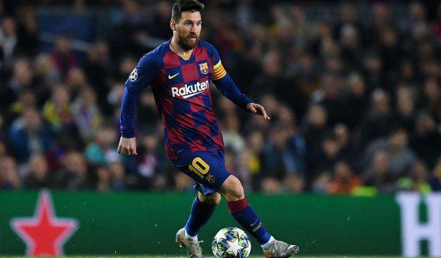 Messi fue elegido como el mejor jugador de los últimos 25 años