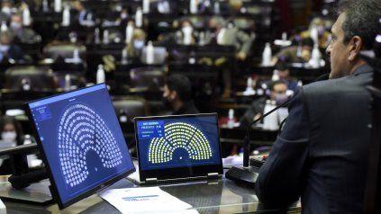 Diputados busca avanzar con el proyecto de ley de etiquetado.