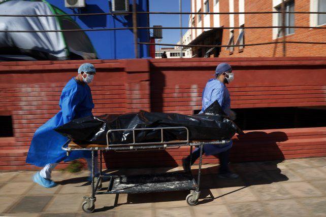 Rosario registra 1.166 decesos desde el inicio del 2021