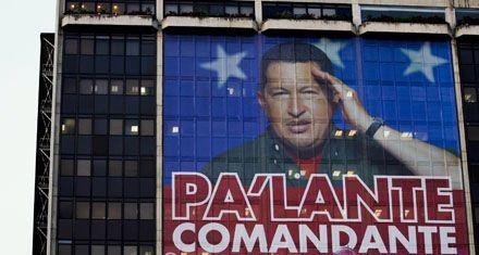 Chávez aseguró que se recupera aceleradamente tras la operación