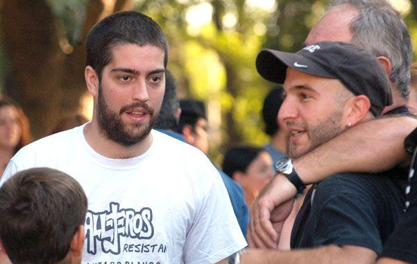 El ex cantante de Callejeros recuperó la libertad