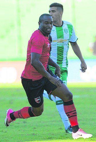 Leal. El portugués lleva 5 goles en Ñuls.