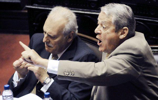 El diputado Carlos Kunkel es uno de los principales voceros a la hora de las críticas al Poder Judicial.